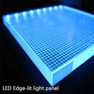 Edge lit panel-Shenzhen Union Opto International Ltd-Our factory is